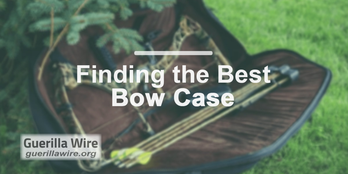 Finding the Best Bow Case